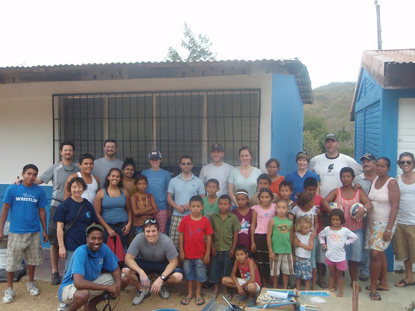 Previous trips have included Nicaragua, Honduras, and Ethiopia.
